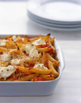 --4 Cheese Baked Ziti--