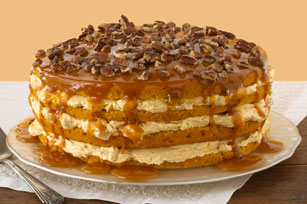4 Layer Pumpkin Dessert
