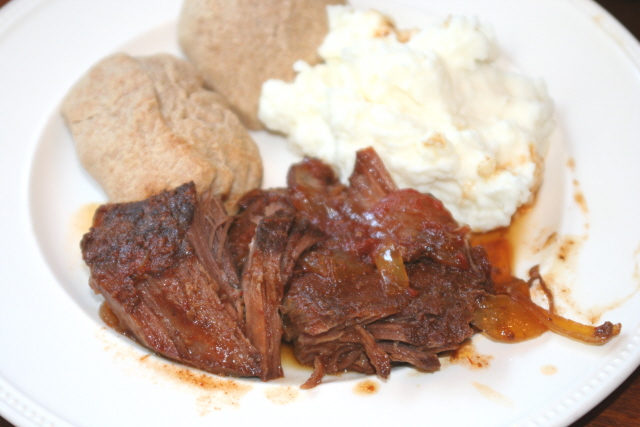 5 Minute Prep Crock Pot Pot Roast