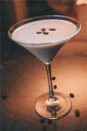 A Different Espresso Martini