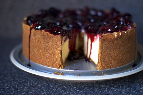 A New Yorker's Real Italian Cheesecake