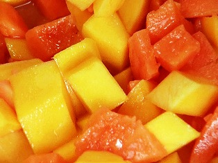 African Fruit Salad
