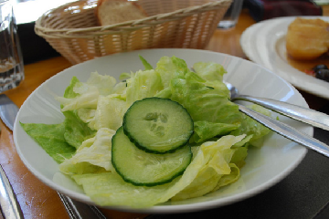 Agurkesalat - Cucumbers in Vinegar