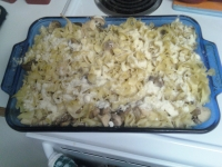 Amish Chicken Casserole