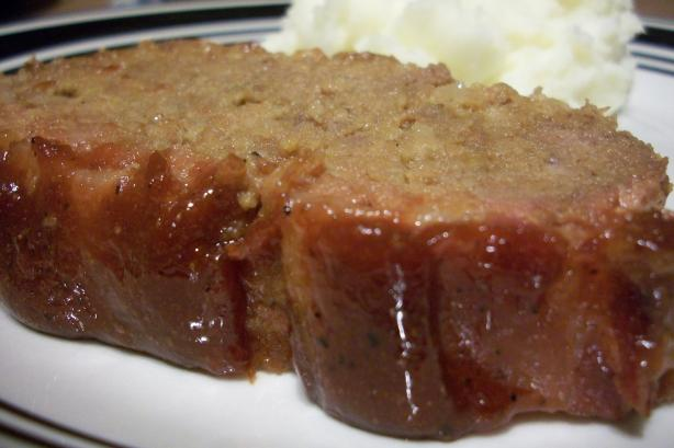Amish Meatloaf