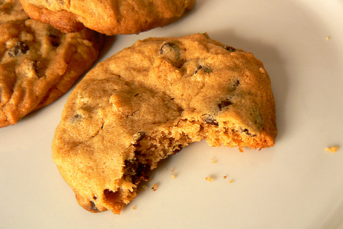 Another Peanut Butter Chocolate Chip Cookies!