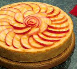 Apple Cinnamon Cheesecake by EAGLE BRAND®