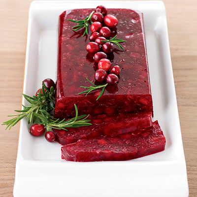 Apple Cranberry Sauce