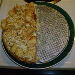 Apple Danish Cheesecake