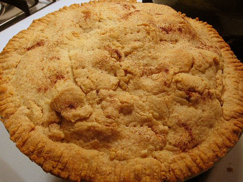 Apple of Her Eye Pie