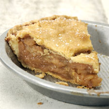 Apple Pie Made With Boiled Cider