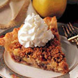 Apple Praline Pie
