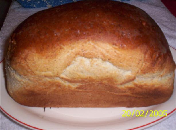 Apricot Bread, a Beautiful Loaf, Abm
