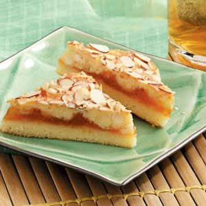 Apricot, Coconut and Almond Bars