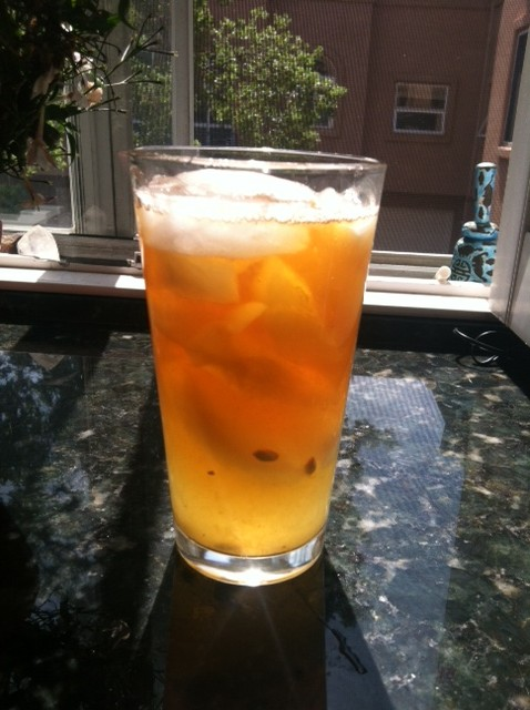 Arnold Palmer (Also Called Half and Half)