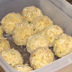 Artichoke Cheese Balls