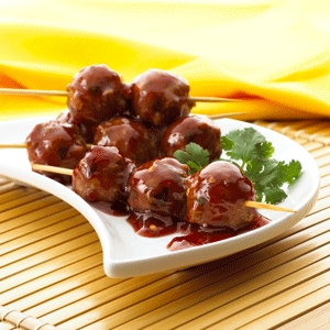 Asian Appetizer Meatballs