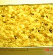 Aunt Emma's Bread Pudding
