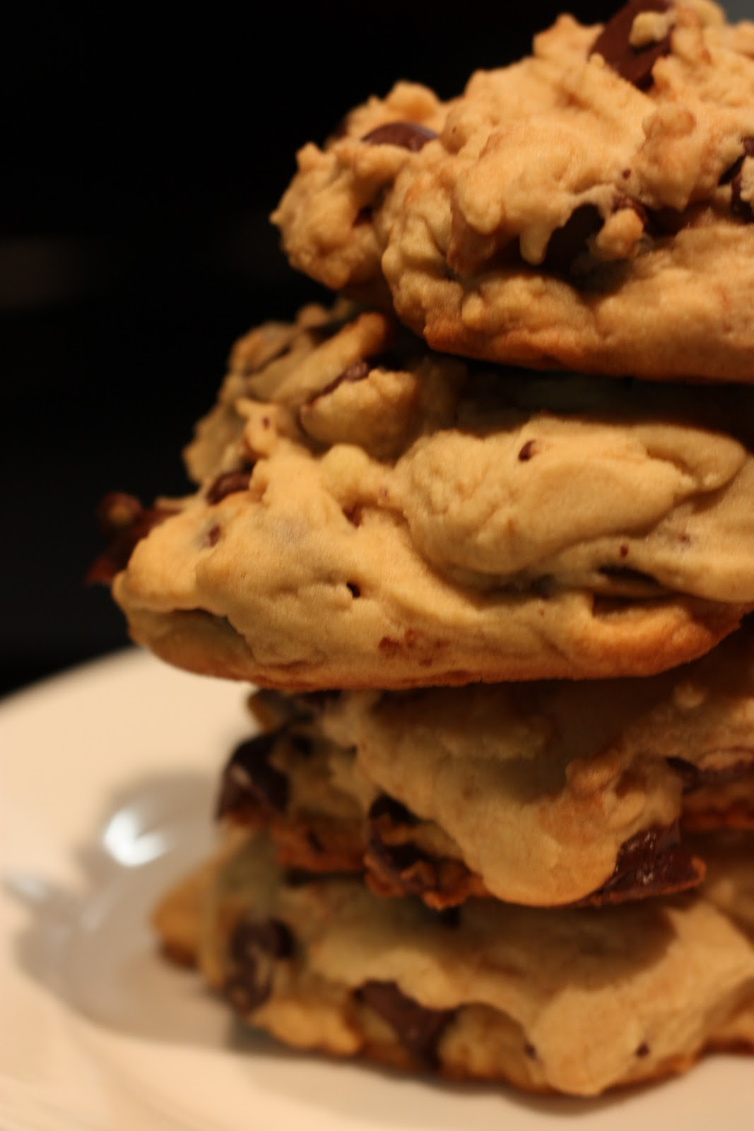 Award Winning Soft Chocolate Chip Cookies - Recipegreat.com