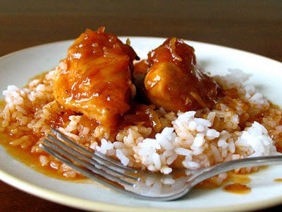 Awesome Apricot Chicken Curry