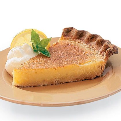 Awesome Chess Pie