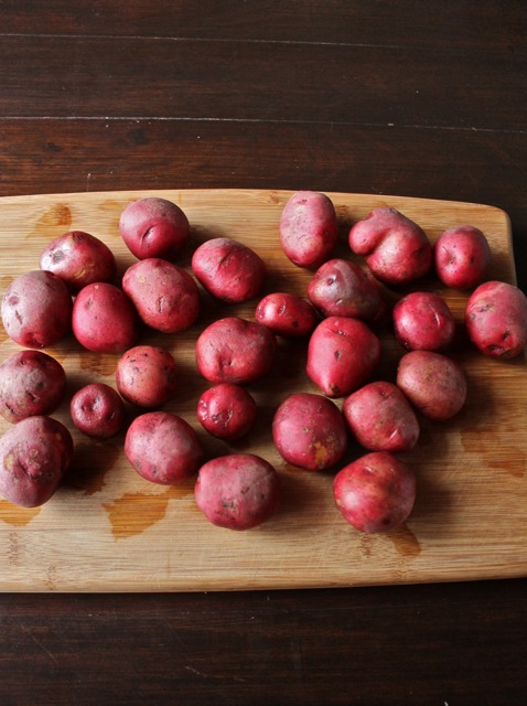 Awesome Red Potatoes