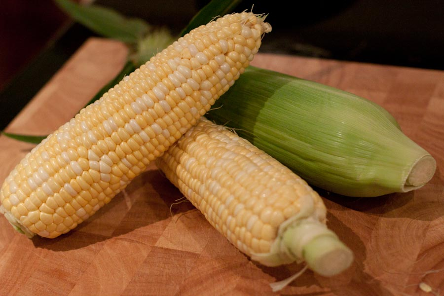Baconized Corn