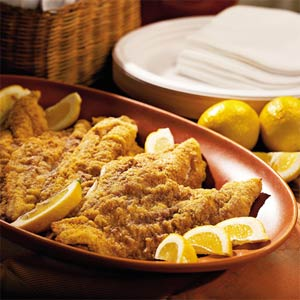 Baked Catfish