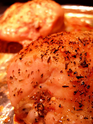 Baked Tarragon Chicken Breasts