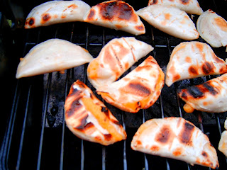 Barbecued Perogies