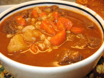 Basic (No Tomato) Beef Stew