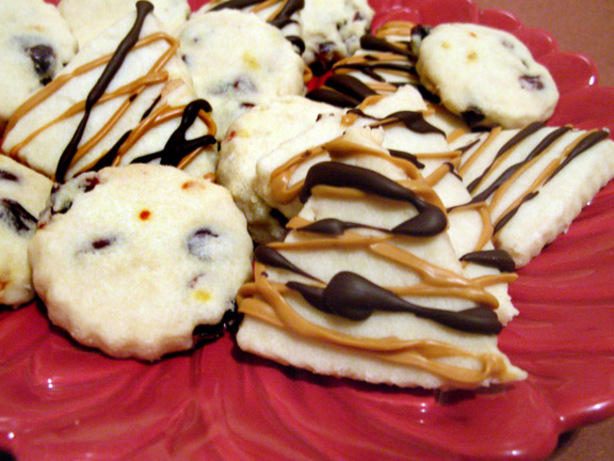 Basic Shortbread With Variations