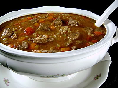 Beef and Barley Soup IV