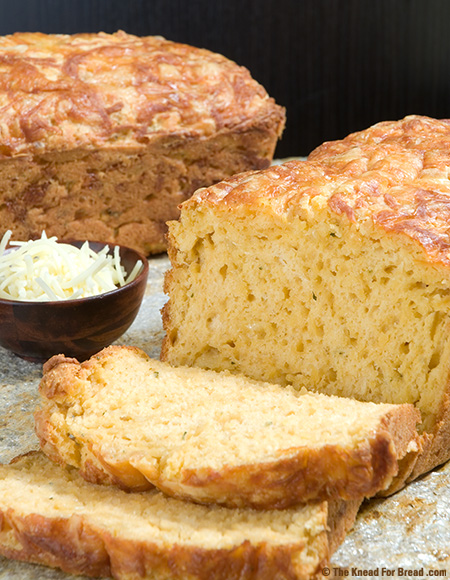 Beer & Cheese Bread for Bread Maker