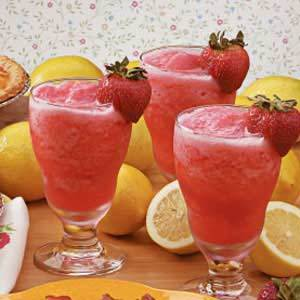 Berry Lemonade Slush