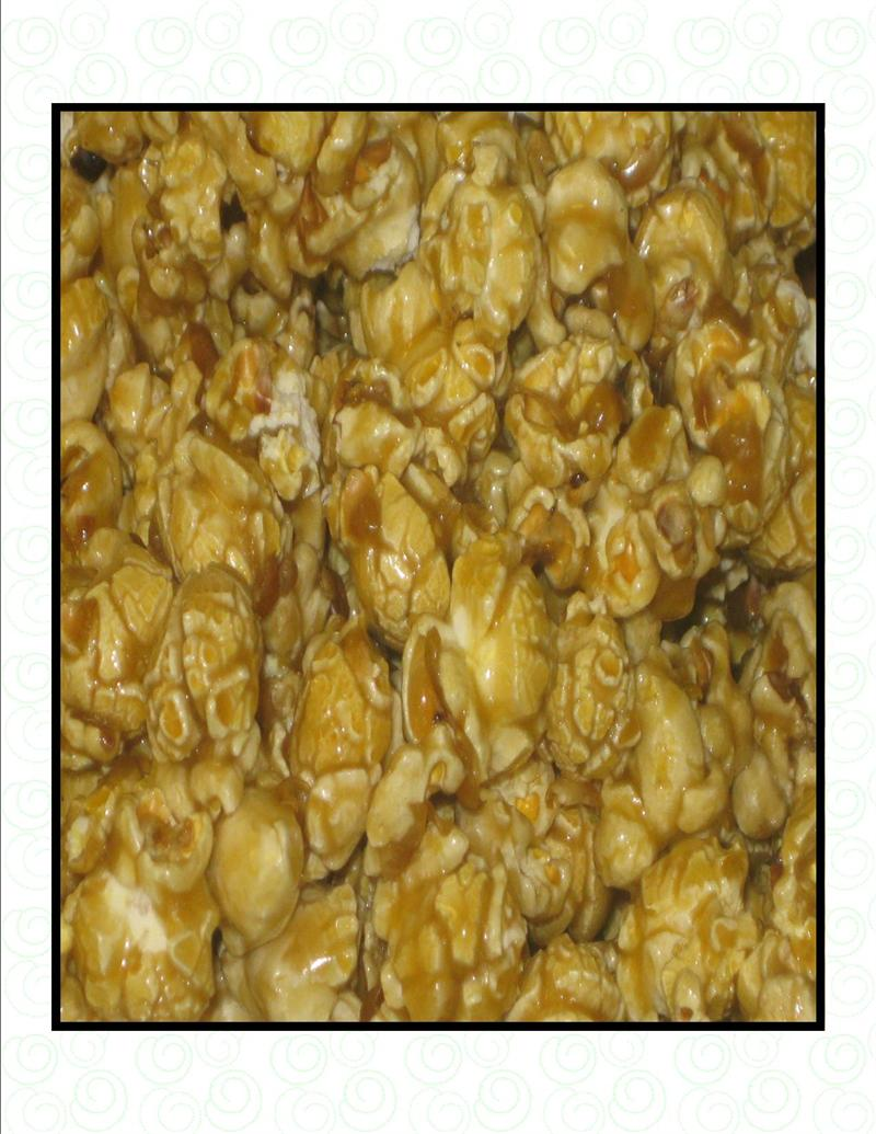 Best Seller Caramel Corn