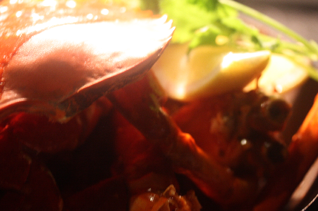 Black Bean and Chilli Mud Crab