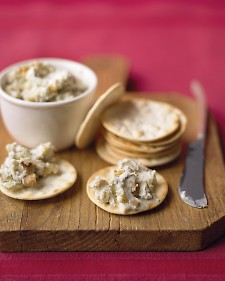 Blue Cheese Walnut Spread