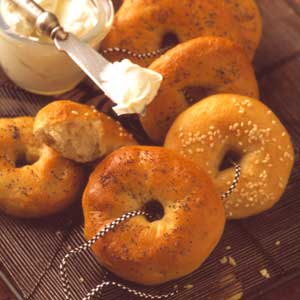 Bread Maker Bagels