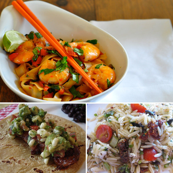 Brown Bag Ideas - Fiesta Lunch