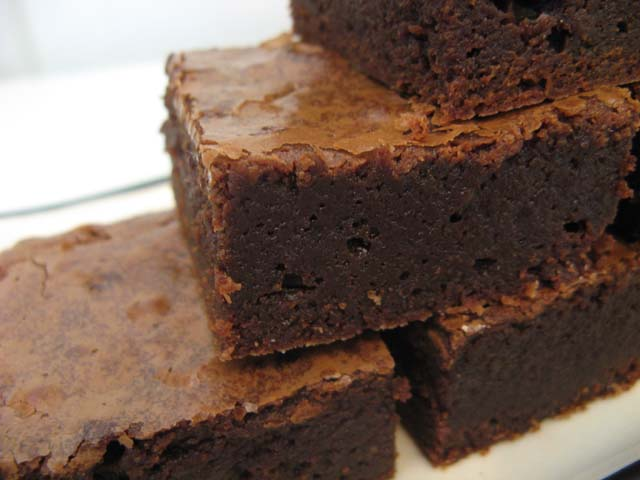Brownies - Healthier Version