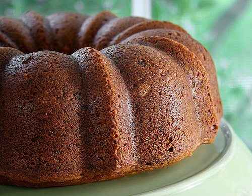 Bundt Cake Bread