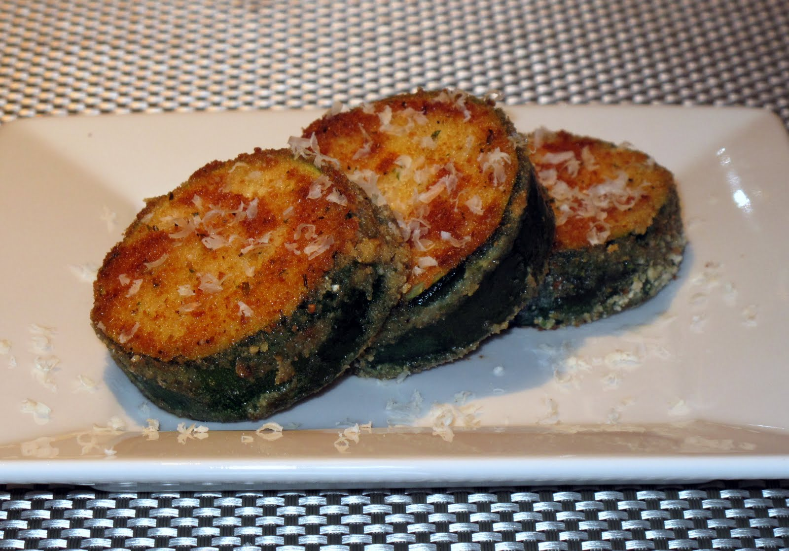 Butter Fried Zucchini