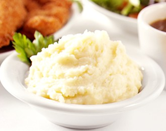 buttermilk mashed potatoes chives