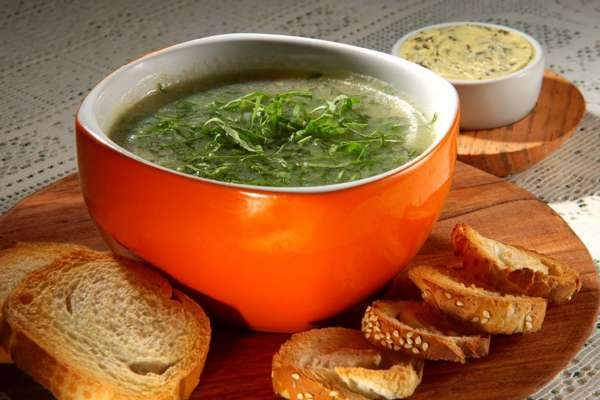Cabbage and Potato Soup (Caldo Verde)