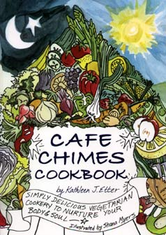 Cafe Chimes Hummus