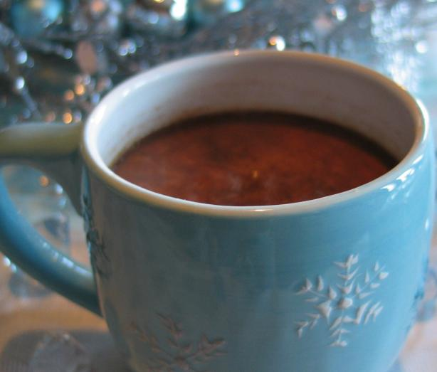 Café a La Russe (Chocolate Coffee)