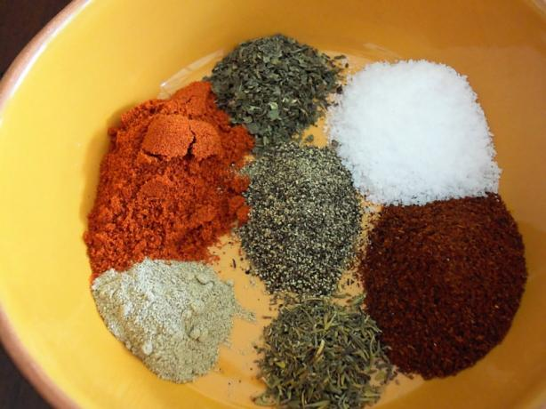 Caribbean Seasoning