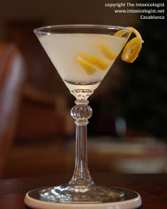 Casablanca (Cocktail Beverage)