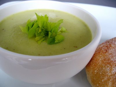 ... rye croutons homemade cream of celery soup cream of celery soup